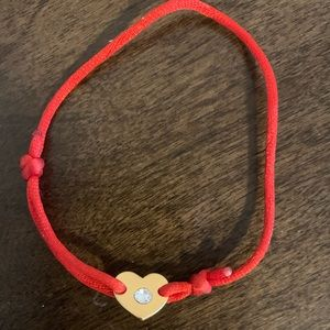 Jewelry - Red Love Yourself Bracelet